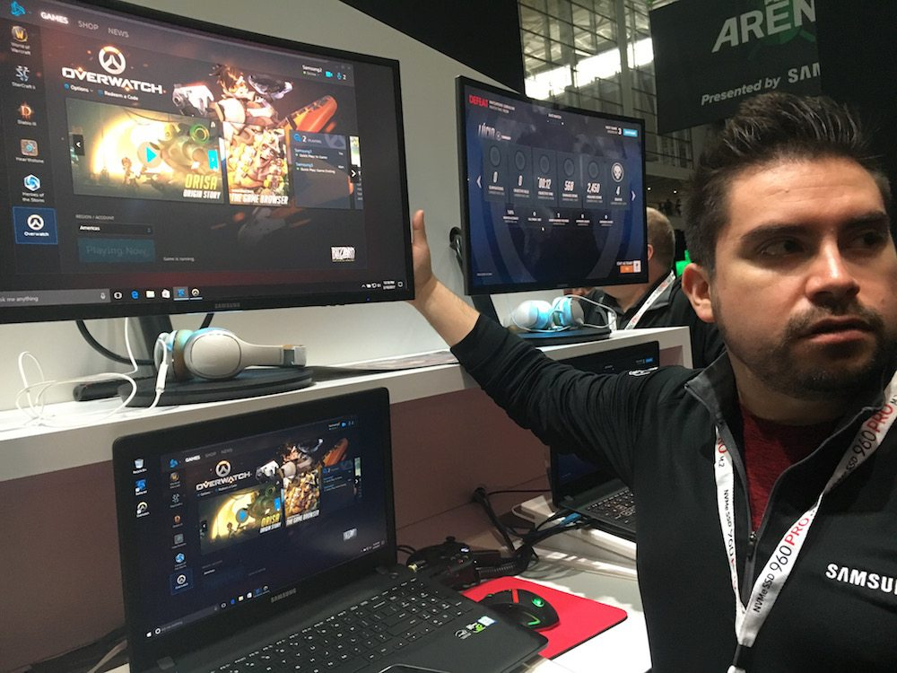 PAX East: Visits With Samsung and MSI