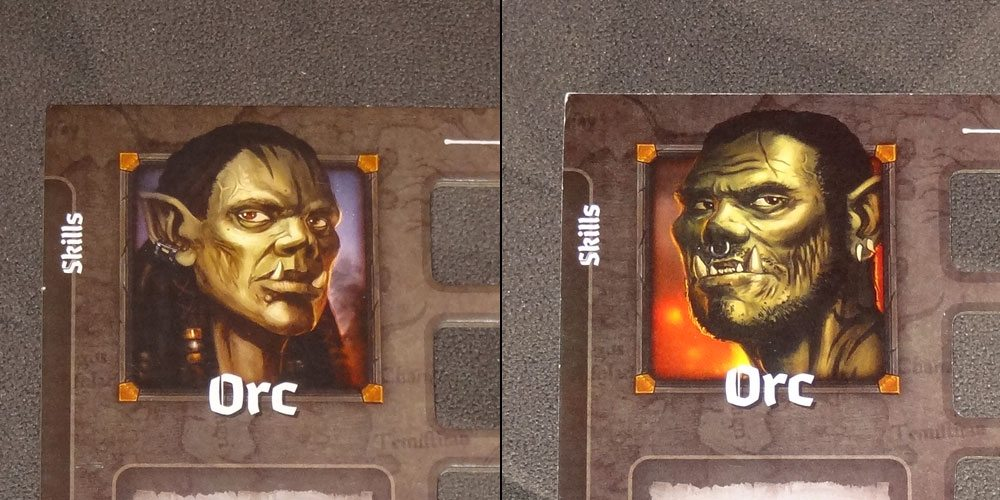 Roll Player orcs