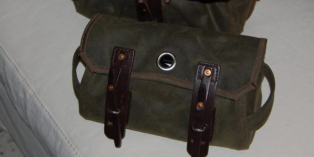 Saddleback Dopp Kit