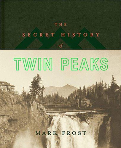 The Secret History of Twin Peaks, Image: Macmillan