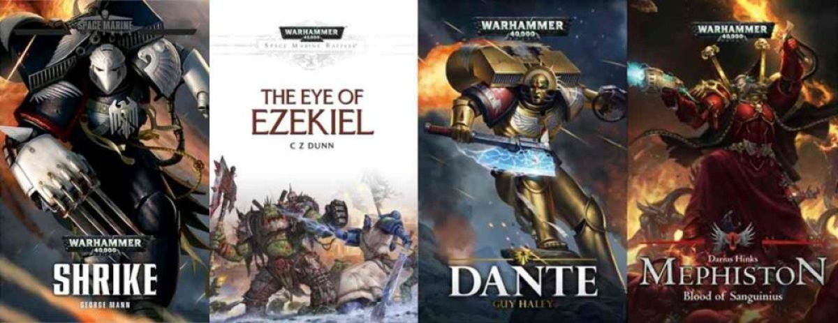 black library march17