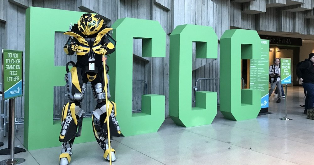 3 Brilliant Booths at Emerald City Comicon 2017