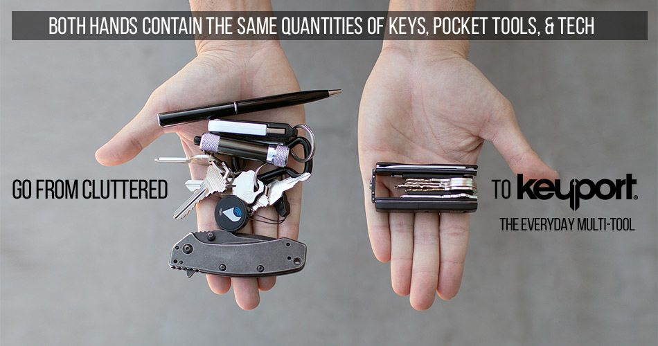 Keyport: (Still) The Only Key Management System You Need