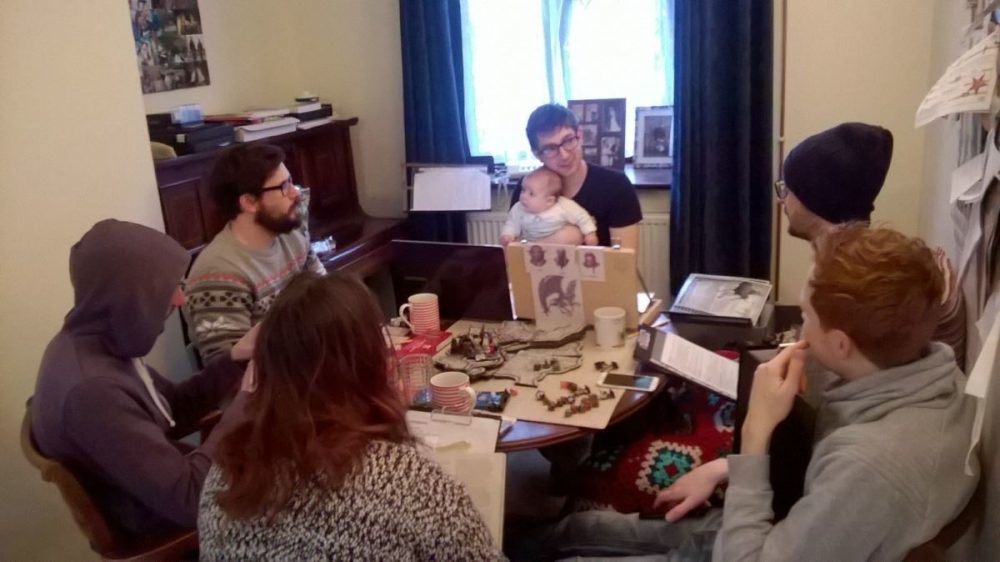 'Dungeons & Dragons' Adventures in 5th Edition: Coping With a New Arrival