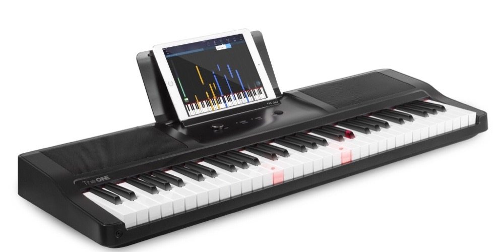 Review: The ONE Smart Piano Light Keyboard