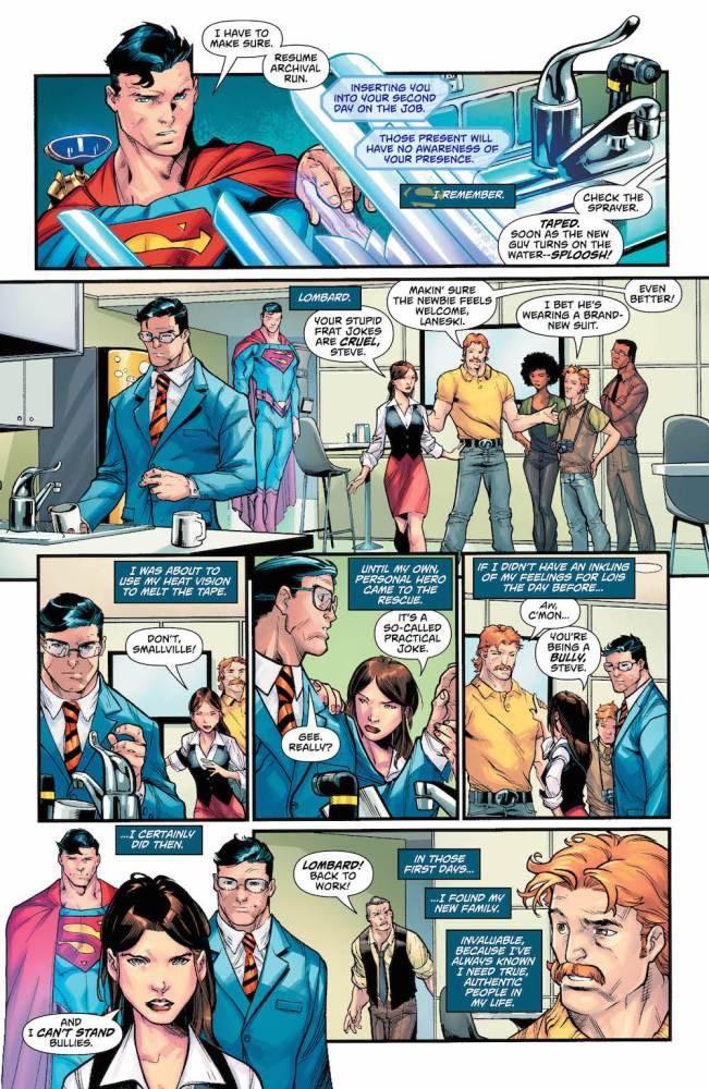 Superman: Action Comics #978, Lois Lane, Daily Planet