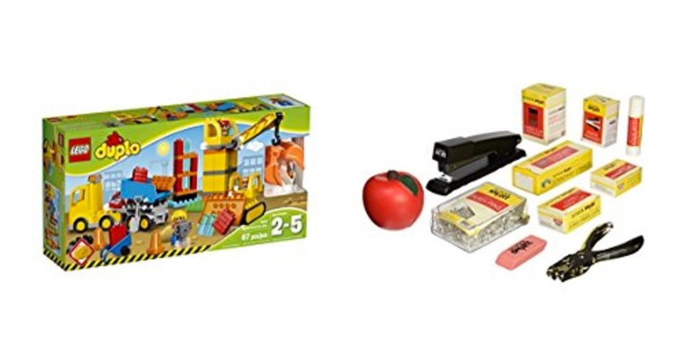 Save Big on Duplo Town; School and Office Supplies on Sale – Check Out the Daily Deals!