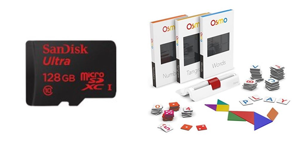 Save Big on SanDisk Cards and SSDs; Get the OSMO Genius Kit for Your Kids – Daily Deals