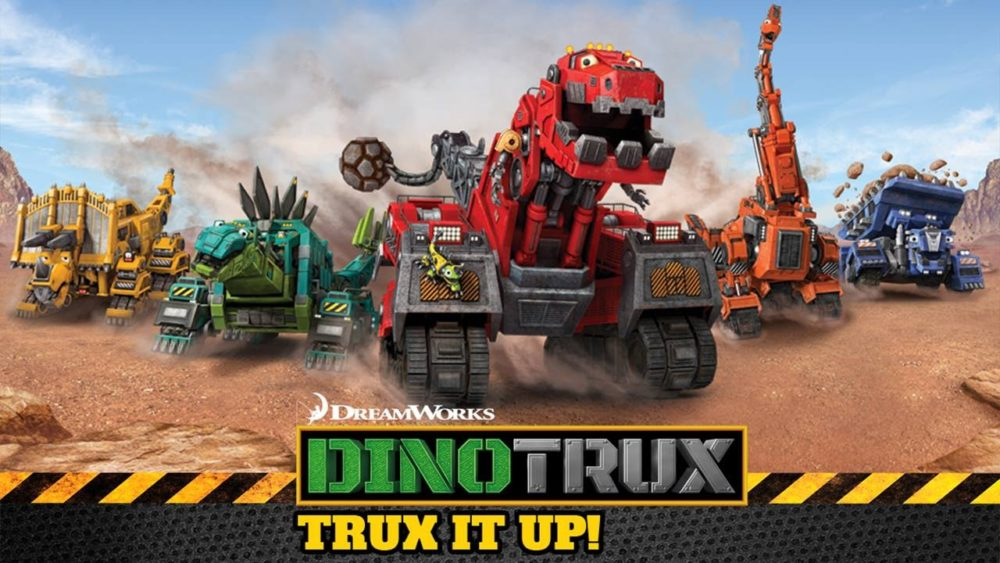 GeekDad Q&A with 'Dinotrux' Showrunners Ron Burch & David Kidd