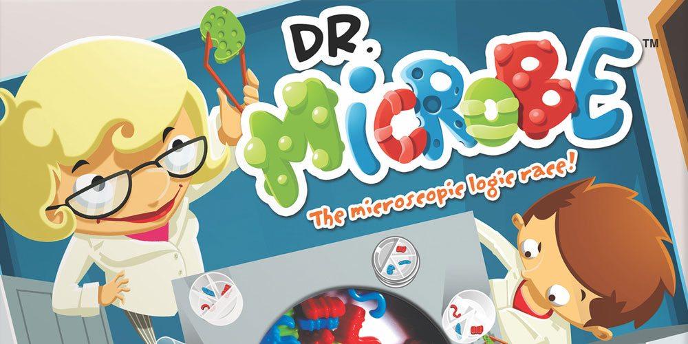 'Dr. Microbe': Tweezer Battles!