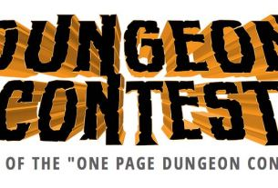 One Page Dungeon Contest Logo
