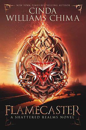 Flamecaster, Image: HarperCollins
