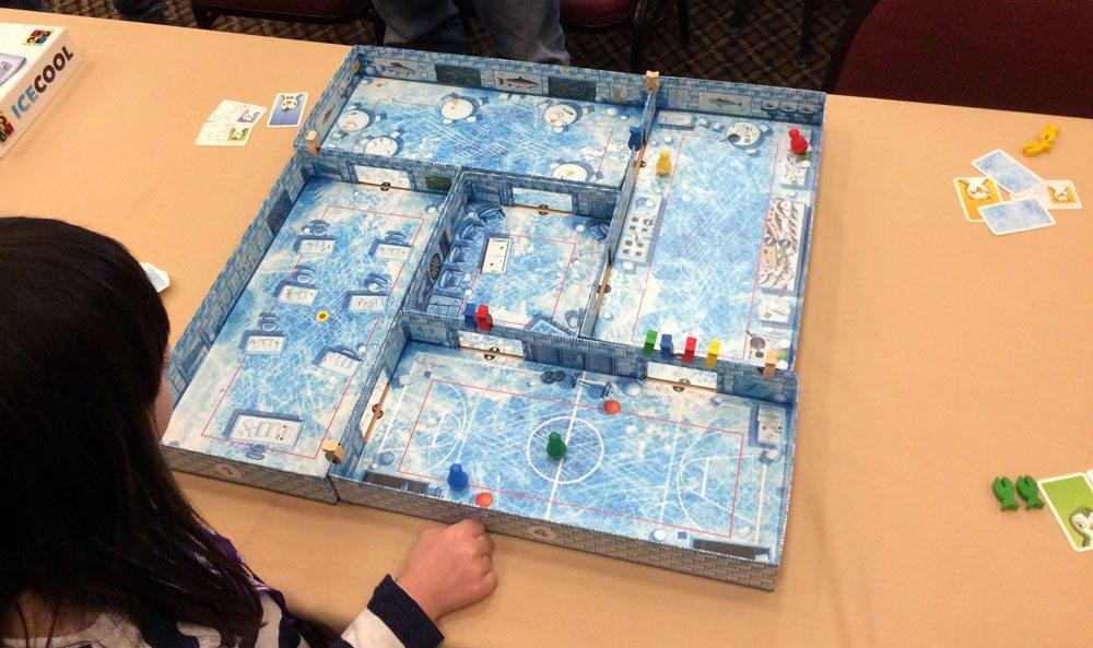 Ice Cool at GameStorm
