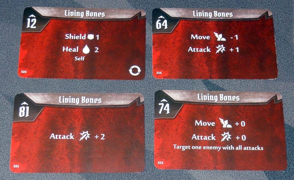 Gloomhaven monster abilities
