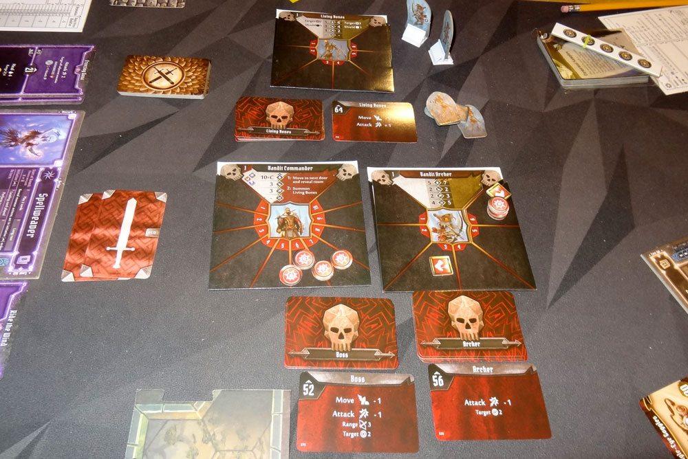 Gloomhaven monsters