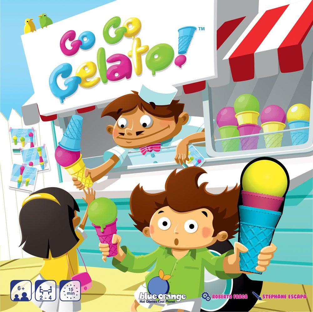 Go Go Gelato! cover