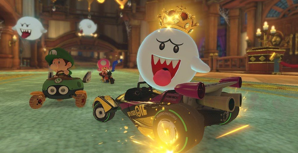 5 Ways 'Mario Kart 8 Deluxe' Is Even More Fun for Kids