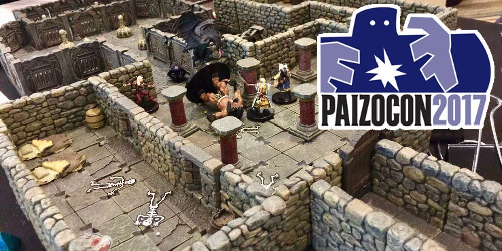 PaizoCon 2017: Tickets on Sale. Come Slay Some Beasts in Seattle!