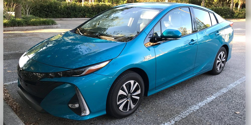 Pure Energy: Go Farther This Summer in the 2017 Toyota Prius Prime
