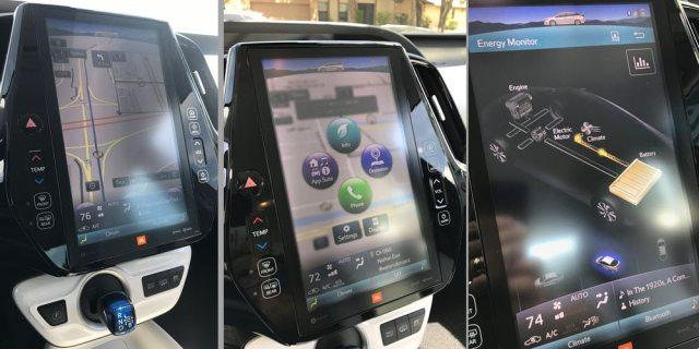 Prius Prime Infotainment