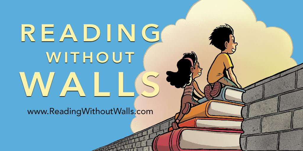Gene Luen Yang Challenges Kids to Read Without Walls