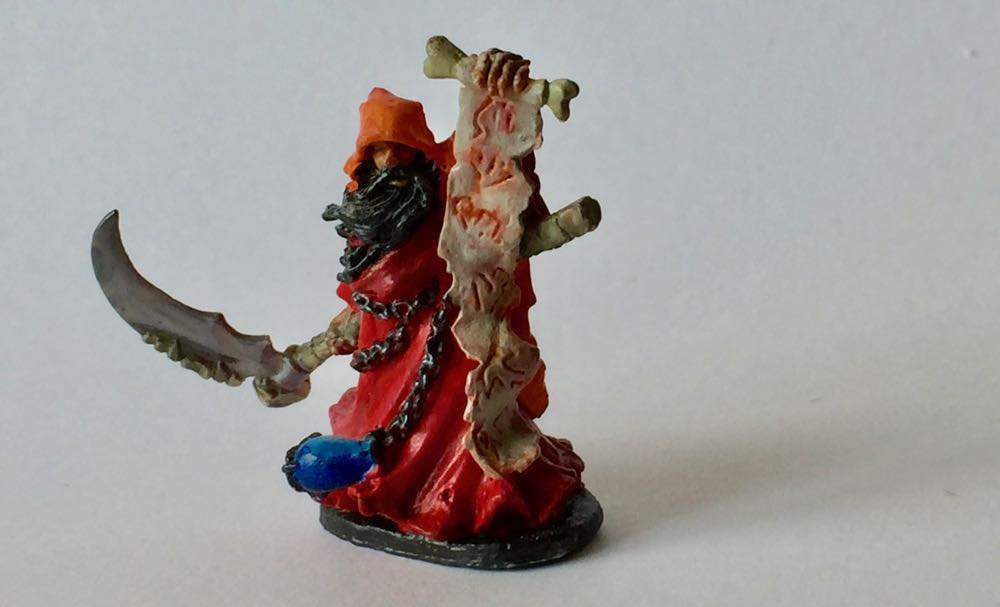 Painted Reaper Wizard.