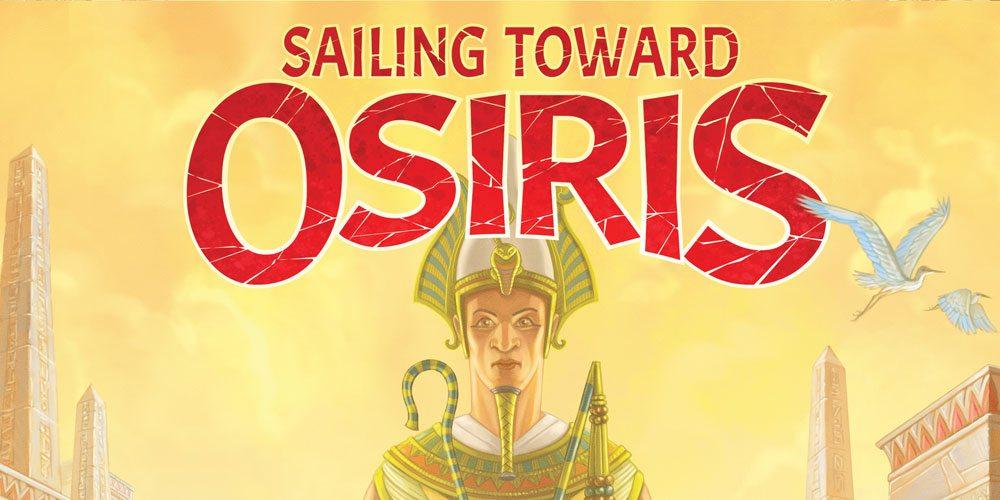 Sailing Toward Osiris - logo