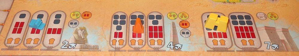 Sailing Toward Osiris planning monuments