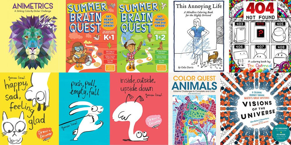 Stack Overflow: Activity Books