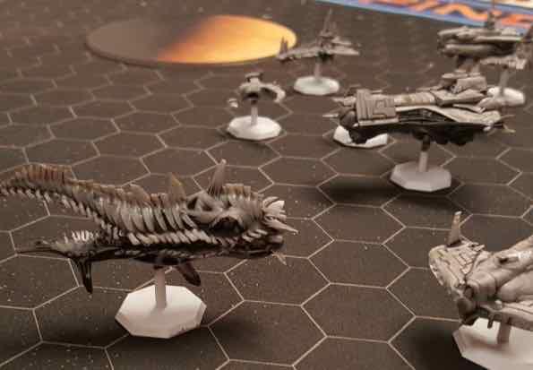 Starfinder Ship Combat