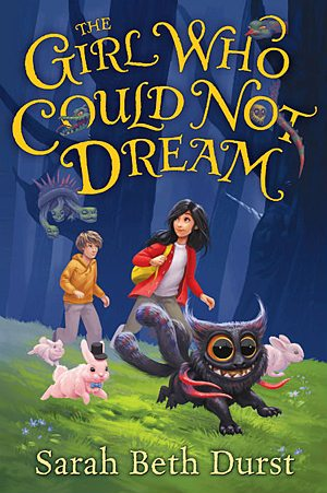 The Girl Who Could Not Dream, Image: Clarion Books