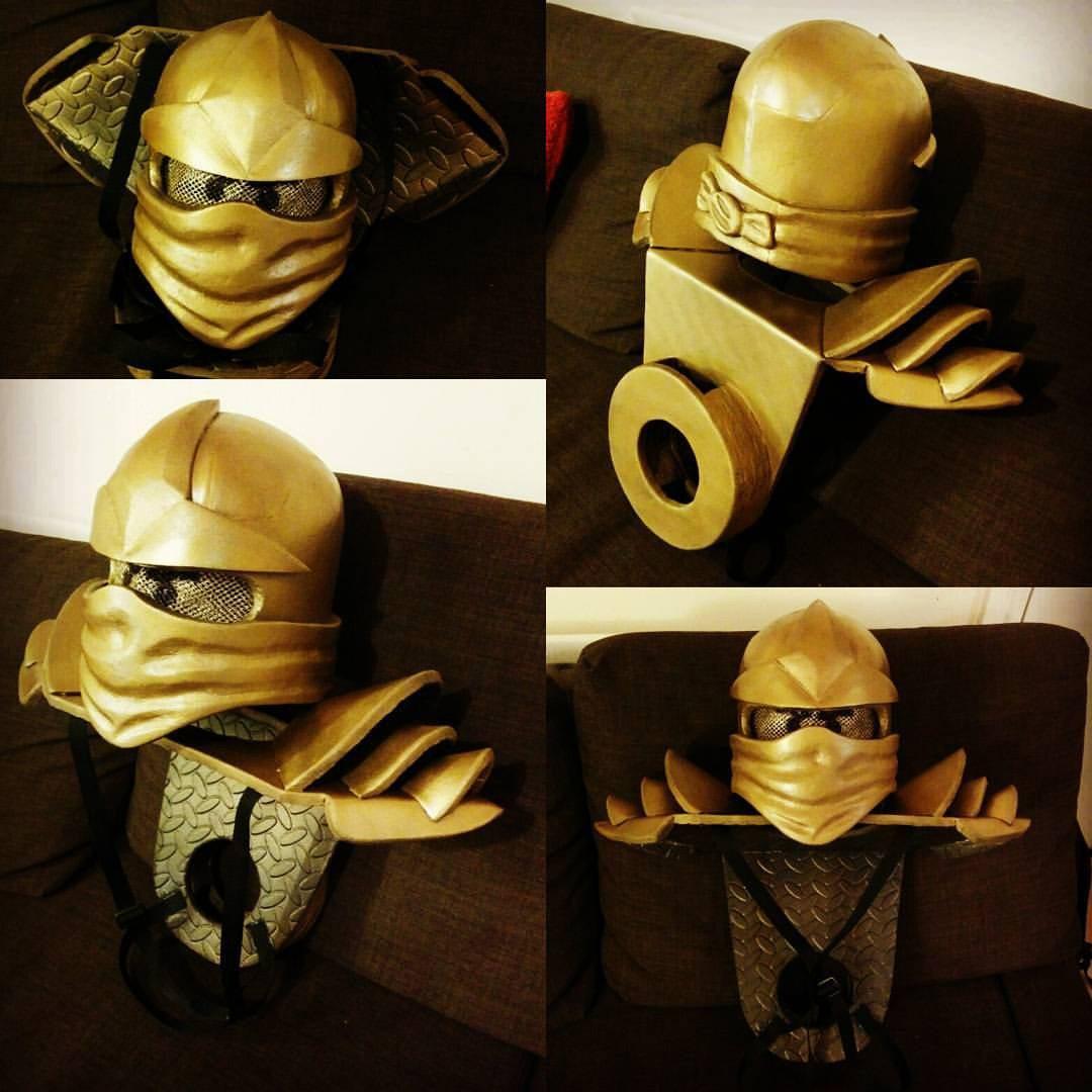 Ninjago Golden Ninja Pieces