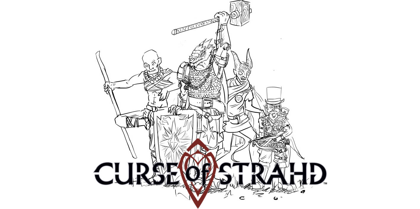'D&D Curse of Strahd' Player's Report: Session 4