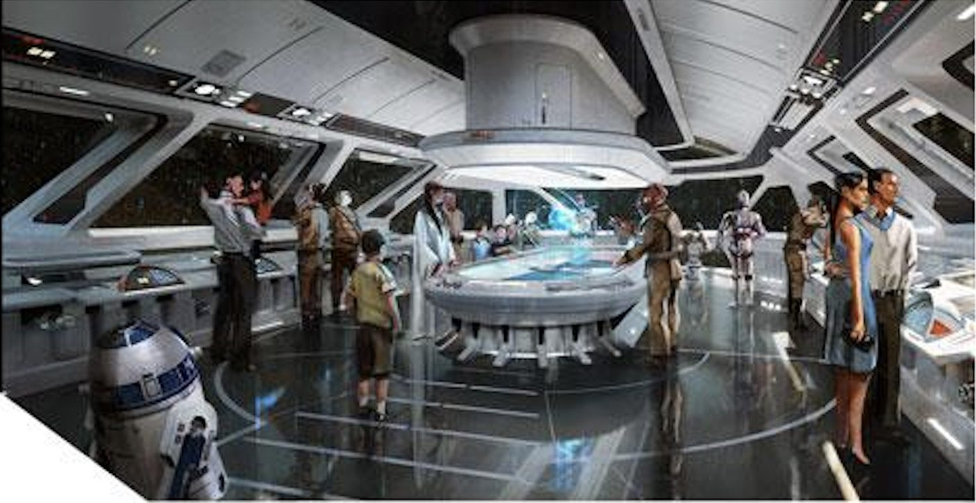 Disney Has Plans for the 'Star Wars' Hotel Experience You Didn't Know You Were Looking For