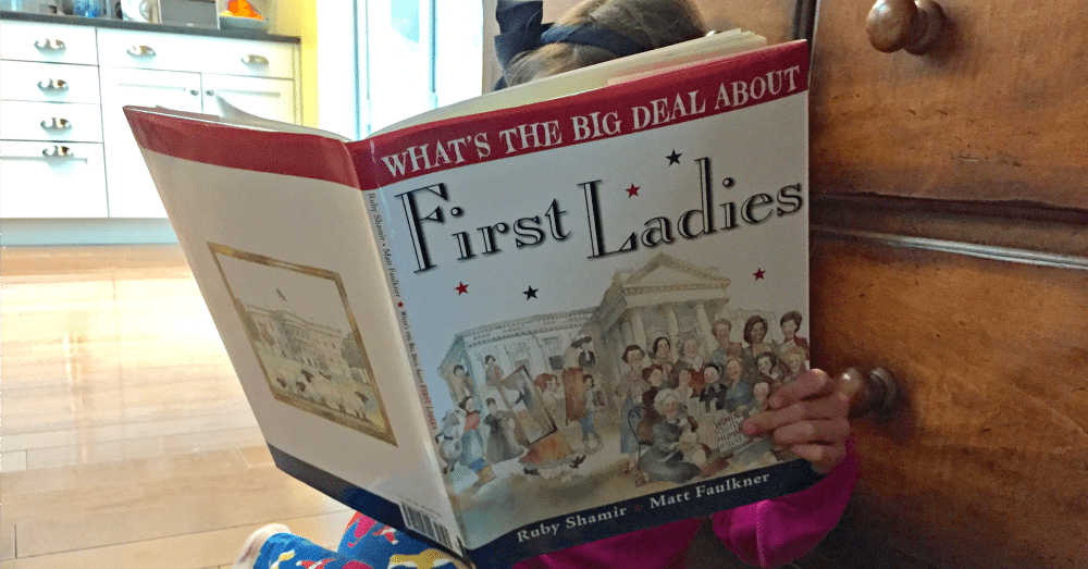 'What's the Big Deal About First Ladies' Is the Perfect Book for Young History Fans!