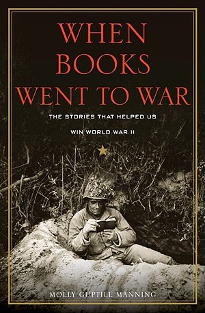When Books Went to War, Image: Houghton Mifflin Harcourt