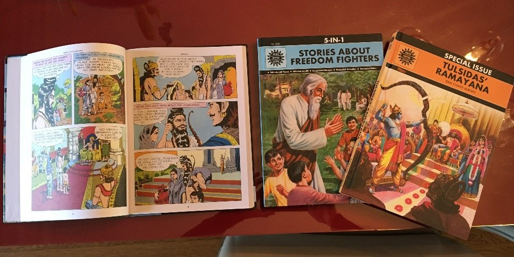 Amar Chitra Katha – Revisiting Indian Comic Books