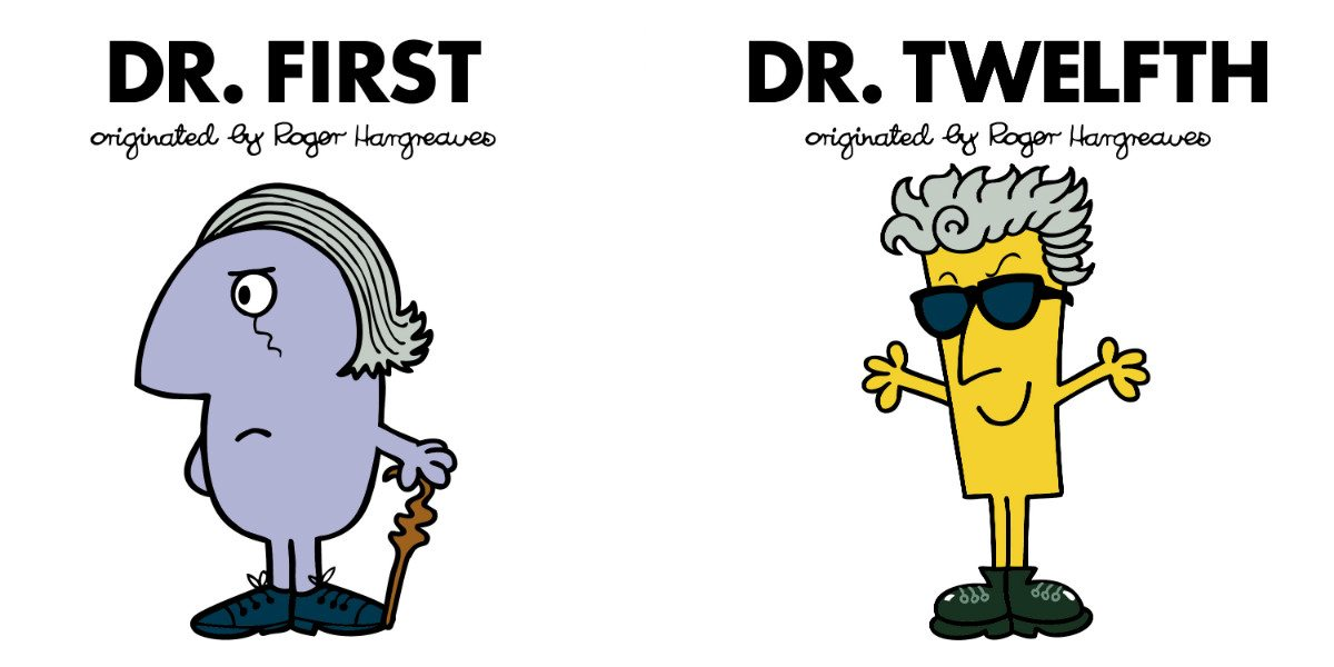 'Doctor Who' Meets 'Mr. Men' in One of the Geekiest, Cutest Mashups Ever