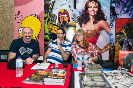 Free Comic Book Day guests