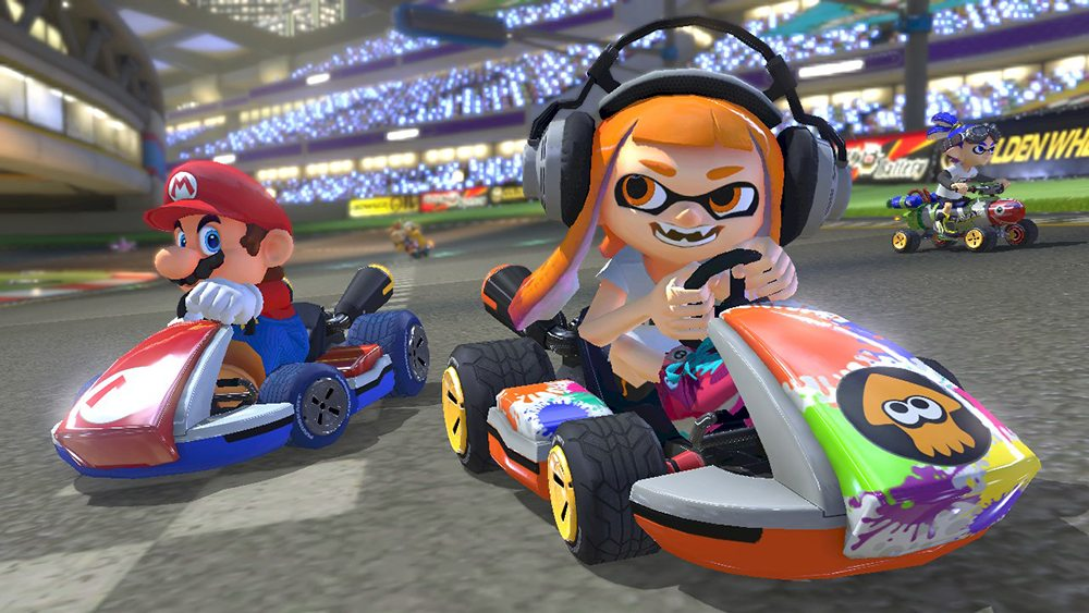 10 Things Parents Should Know About 'Mario Kart 8 Deluxe'
