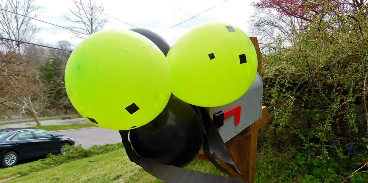 minecraft slime balloons