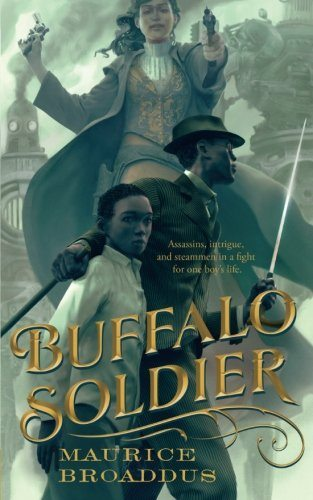 Buffalo Soldier, diverse SF/F