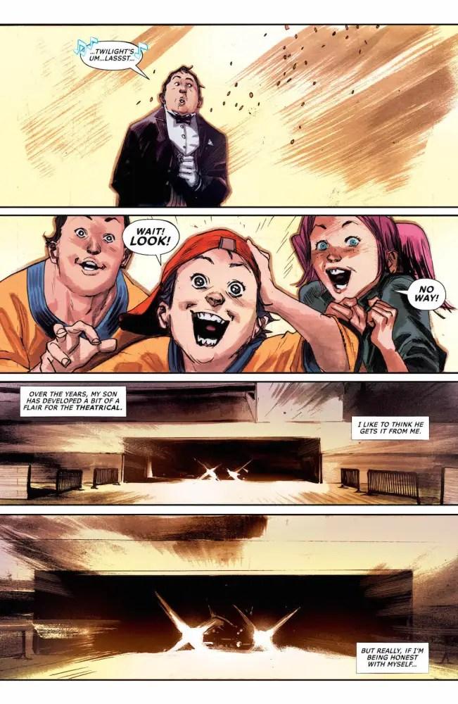 All-Star Batman #10, First Ally arc
