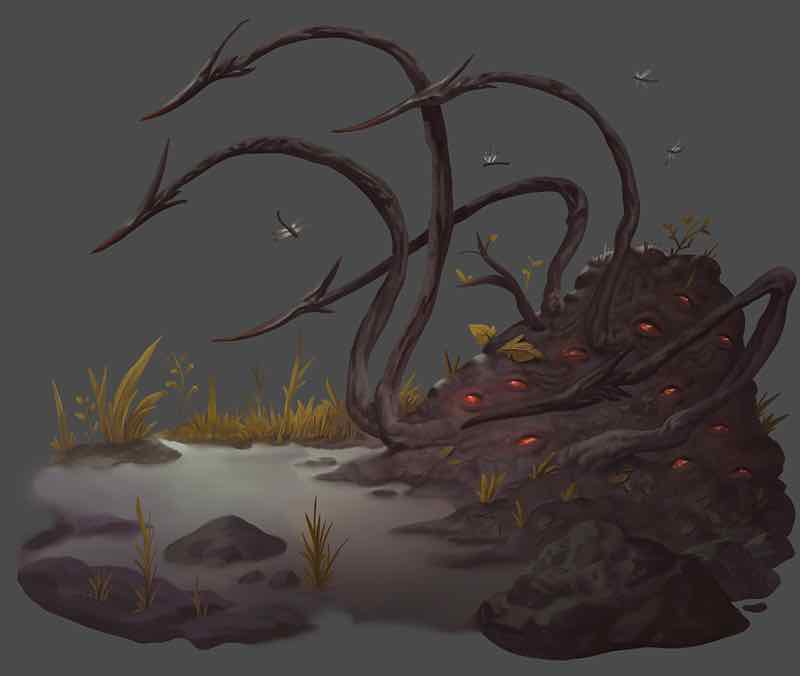 Swamp Blight