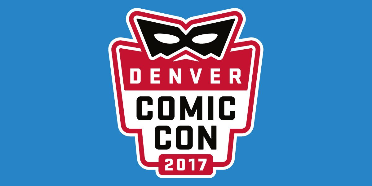 2017 Denver Comic Con Countdown