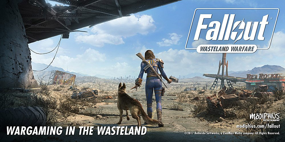 'Fallout: Wasteland Warfare' Updates