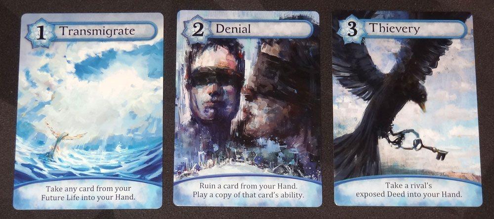 Karmaka blue cards
