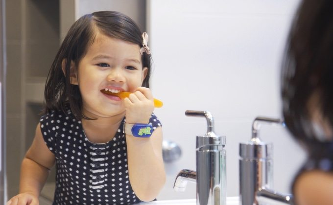 Kiddo Wearable Helps Your Kids Learn Better Health Habits