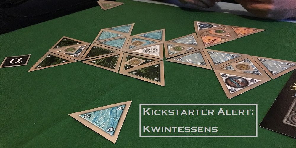 Kickstarter Alert: Kwintessens