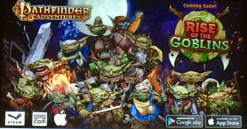 Pathfinder Adventures Goblins